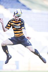 Alloa Athletic's Ben Gordon.<br /> Falkirk 2 v 1 Alloa Athletic, Scottish Championship game played 4/10/2014 at The Falkirk Stadium.