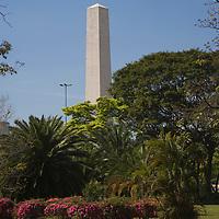 Obelisk, Ibirapuera Park, Sao Paulo, Brazil