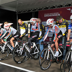 Energiewacht Tour 2012 TTT Veendam-Nw Pekela Team Rusvelo