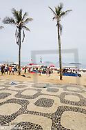 Rio de Janeiro, Ipanema Strand, Brasilien