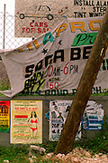 Signs and Advertising