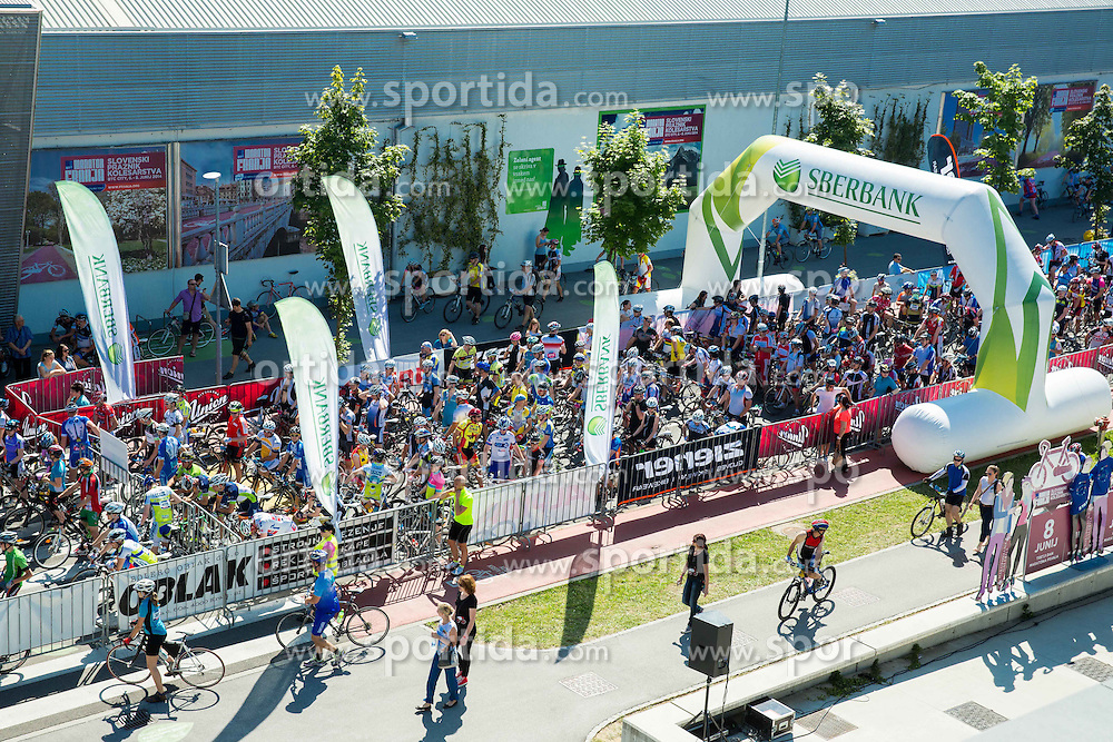 33rd Marathon Franja BTC City 2014 on June 8, 2014 in BTC, Ljubljana, Slovenia. Photo by Vid Ponikvar / Sportida