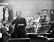 Andre Breton and The Last Voyage, Surrealist Exhibition London 1936