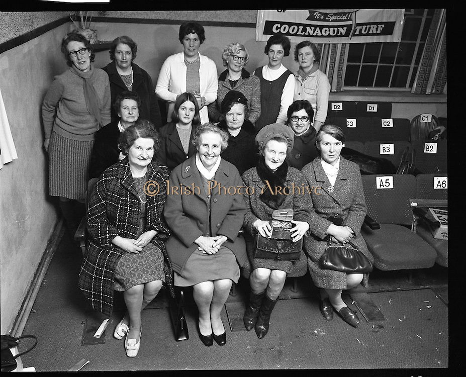 Irish Countrywomen's Association Question Time and Presentation of Prizes.23/03/1970