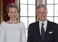 Queen Mathilde & King Phillipe of Belgium Visit London