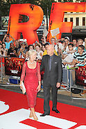 Red 2 - European Film Premiere