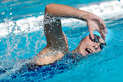 "Neza Pogacar of Slovenia during 43rd International Swimming meeting ""Telekom 2019"", on July 14, 2019 in Radovljica, Slovenia. Photo by Matic Klansek Velej / Sportida"