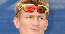 04.07.2010, AUT, 62. Österreich Rundfahrt, 1. Etappe, Dornbirn-Bludenz, im Bild Andre Greipel (GER, Team HTC Columbia), EXPA Pictures © 2010, PhotoCredit: EXPA/ S. Zangrando / SPORTIDA PHOTO AGENCY