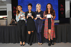 NOV 11 2013 Little Mix Signing