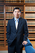 Justice Goodwin Liu, California State Suprme Court.photo by Jason Doiy