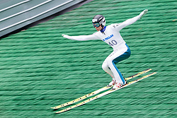 Andreas Schuler from Switzerland during Ski Jumping Continental Cup Kranj 2018, on July 8, 2018 in Kranj, Slovenia. Photo by Urban Urbanc / Sportida
