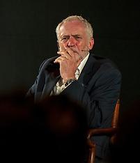 Jeremy Corbyn at the Fringe | Edinburgh | 27 August 2017