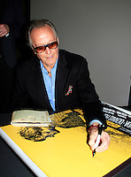 Peter Fonda at the British Film Institute South Bank, London UK, 02 July 2014, Photo by Mike Webster