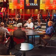 NLD/Amsterdam/20130828- Vara Najaarspresentatie 2013, studio DWDD