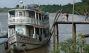 Brazilian Fluvial Court, bringing government services and justice to the remote parts of the Amazon river basin.