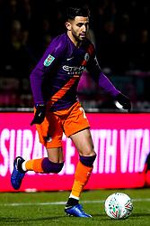 Riyad Mahrez of Manchester City - Mandatory by-line: Robbie Stephenson/JMP - 23/01/2019 - FOOTBALL - Pirelli Stadium - Burton upon Trent, England - Burton Albion v Manchester City - Carabao Cup