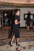 TRICIA GIBB, The Foreign Sisters lunch sponsored by Avakian in aid of Cancer Research UK. The Dorchester. 15 May 2012