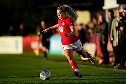 Poppy Pattinson of Bristol City - Mandatory by-line: Ryan Hiscott/JMP - 19/01/2020 - FOOTBALL - Stoke Gifford Stadium - Bristol, England - Bristol City Women v Liverpool Women - Barclays FA Women's Super League