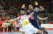 HANDBALL - EHF 2018 MENS EUROPEAN CHAMPIONSHIP - 1-2 FINAL - FRANCE v SPAIN 260118