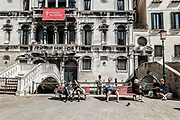 Venice, Palazzo Malipiero and Palazzo Querini Stampalia