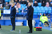 Blackburn Rovers Manager Tony Mowbray during the EFL Sky Bet Championship match between Sheffield Wednesday and Blackburn Rovers at Hillsborough, Sheffield, England on 18 January 2020.
