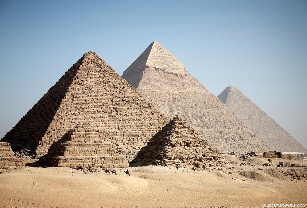 Giza, Egypt. March 3, 2009