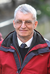 © Licensed to London News Pictures . FILE PHOTO DATED 14 January 2013 . Manchester , UK . Former musical director of Chetham's School , MICHAEL BREWER , pictured outside Manchester Crown Court . Mr Brewer is accused of the rape of a former pupil . Photo credit : Joel Goodman/LNP