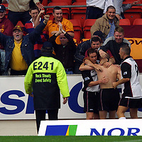 St Johnstone v Motherwell.... 29.9.01<br />
