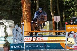 HOFFMANN Carolin (GER), Night Light<br /> Paderborn - OWL Challenge 5. Etappe BEMER Riders Tour 2019<br /> SPOOKS-Amateur Trophy - Large Tour <br /> Zwei-Phasen Springprüfung, international <br /> Finale Heinzelmännchen Young Riders Amateur Cup 2019<br /> 14. September 2019<br /> © www.sportfotos-lafrentz.de/Stefan Lafrentz