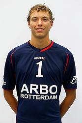 03-09-2013 VOLLEYBAL: ARBO ROTTERDAM FUSION 2013 - 2014: ROTTERDAM<br /> Wessel Keemink<br /> &copy;2013-FotoHoogendoorn.nl / Pim Waslander