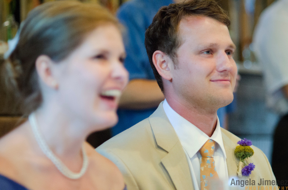 Jenna & David are married in a barn wedding in Callicoon Center, New York on July 21, 2012...Photo by Ashley Harness for Angela Jimenez Photography.www.angelajimenezphotography.com
