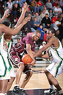 Oklahoma Christian vs Oklahoma Baptist.SAC Tournament - Round 1.March 2, 2007