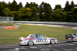 September 6, 2017 - NŸRburgring, Germany - Motorsports: DTM race Nuerburgring, Saison 2017 - 7. Event Nuerburgring, GER.Johnny Cecotto (Credit Image: © Hoch Zwei via ZUMA Wire)