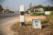 Mr Kampan Suksai was shot dead on the main road running through Pa Ngam village in Chiang Mai Province on the 20 December 2003. He was a village head who was opposing the encroachment in to a nearby community forest. The gunman was arrested and imprisoned but has since been released.