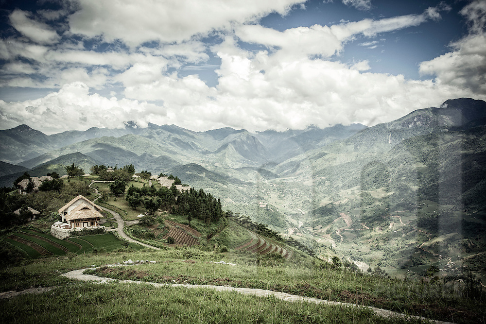 Topas Ecolodge located in Thanh Kim Commune, Sapa District, Lao Cai Province, Vietnam, Southeast Asia