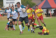 Match 28 Vodacom Cup - GWK Griquas v Border Bulldogs, Hartswater, 11 April 2015