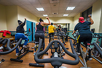 Hip Hop Spin Class, Rainier Community Center