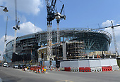Jul 14, 2018-NFL-Tottenham Hotspur Stadium Views