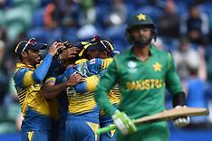 Sri Lanka v Pakistan, Group B, 12 June 2017