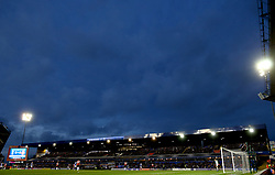 A general view of the action during the Birmingham City v Brentford match at St Andrew's Trillion Trophy Stadium