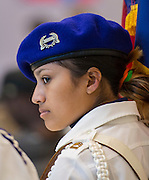 Dedication ceremony at Dogan Elementary School, September 29, 2014.