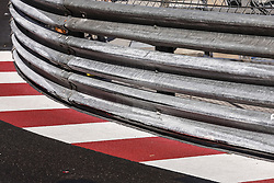 May 23, 2018 - Montecarlo, Monaco - Wall of the Tabac turn of Monaco during the Monaco Formula One Grand Prix  at Monaco on 23th of May, 2018 in Montecarlo, Monaco. (Credit Image: © Xavier Bonilla/NurPhoto via ZUMA Press)