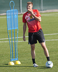 04.10.2011, Bad Tatzmannsdorf, AUT, OeFB, Nationalmannschaft Teamtraining, im Bild Sebastian Prödl, EXPA Pictures © 2011, PhotoCredit: EXPA/ Erwin Scheriau