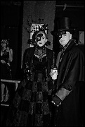 The Dark Side of Love, Valentine's Masked Ball. the Coronet Theatre, Elephant and Castle. London. 13 February 2015.