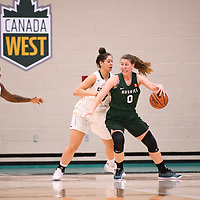 Women's Basketball pre-season game on October 14 at Centre for Kinesiology, Health and Sport. Credit: Arthur Ward/Arthur Images