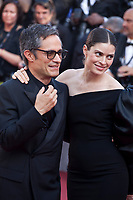 Gael Garcia Bernal and Fernanda Aragones at the closing ceremony and The Specials film gala screening at the 72nd Cannes Film Festival Saturday 25th May 2019, Cannes, France. Photo credit: Doreen Kennedy