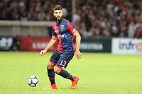 Luca Rossettini  - Genoa - Genoa-Lazio - Serie A 4a giornata