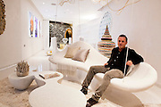 Iniala Luxury Residence founder Mark Weingard  in the Villa Siam by Eggarat Wongcharit, Thailand