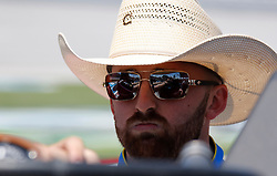 April 28, 2018 - Talladega, AL, U.S. - TALLADEGA, AL - APRIL 28: Austin Dillon, Richard Childress Racing, Chevrolet Camaro Dow Scooper Cat (3) during Qualifying for the 49th annual Geico 500 on Saturday April 28,2018 at Talladega Superspeedway in Talladega, Alabama (Photo by Jeff Robinson/Icon Sportswire) (Credit Image: © Jeff Robinson/Icon SMI via ZUMA Press)