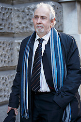 © licensed to London News Pictures. London, UK. 25/02/14 John Downey who was accused of four murders in an IRA bombing will not be prosecuted because he received a previous guarantee he would not be taken to court. FILE PICTURE DATED 17/01/2014. John Anthony Downey charged with murdering four British solders in the 1982 IRA bombing at London's Hyde Park on July 20, 1982, leaving the Old Bailey after a legal argument hearing on Friday, January 17, 2014. Photo credit: Tolga Akmen/LNP